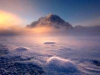زیبایی خیالانگیز سرزمین زمستانی در عکس نشنال جئوگرافیک