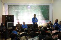 سال تحصیلی مددجویان دارالقرار با حضور مدیرعامل ایران خودرو آغاز شد