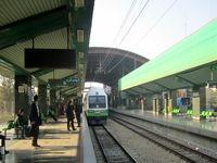 حریق در ایستگاه مترو اکباتان