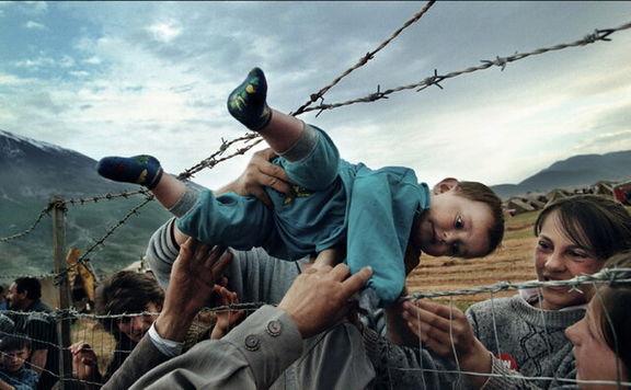 روایت داستان یک عکس تکاندهنده
