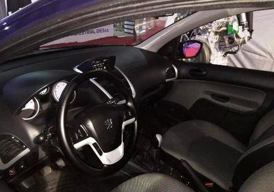 پژو 207 جدید در نمایشگاه خودرو +عکس