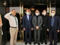 وزیر آموزش و پرورش در خراسان شمالی +عکس