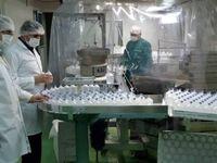 شرکتها و راه اندازی خط تولید مواد ضدعفونی کننده