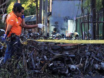 انفجار 3 کلیسا در اندونزی
