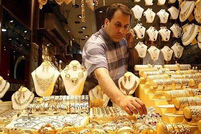 سقوط آزاد طلا در بازار تهران