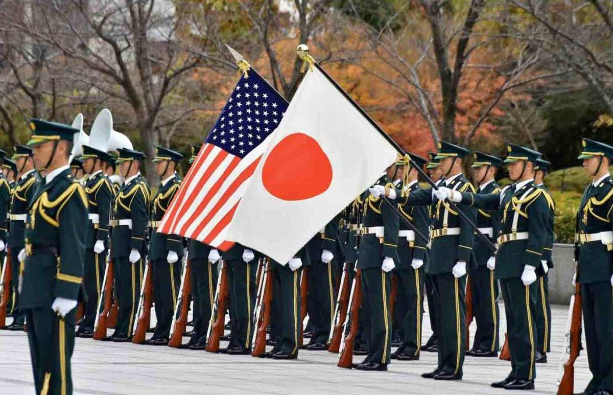 اتحاد با ژاپن؛ اولویت دولت بایدن برای مهار چین
