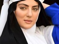 خرم سلطان ایرانی +عکس