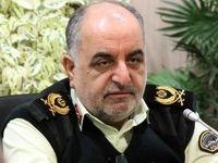 انهدام ۵۷ باند تهیه و توزیع مواد افیونی در غرب تهران