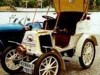 اولین خودروهای ساخت رنو +عکس