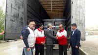 تحویل کمک بشردوستانه اسلواکی برای سیلزگان