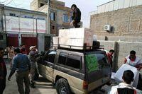 هدیه رهبر انقلاب به سیلزدگان گلستان