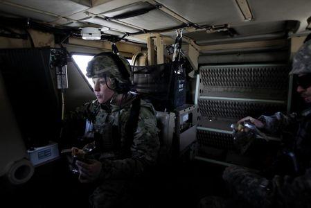زنان ارتش ایالات متحده آمریکا +تصاویر