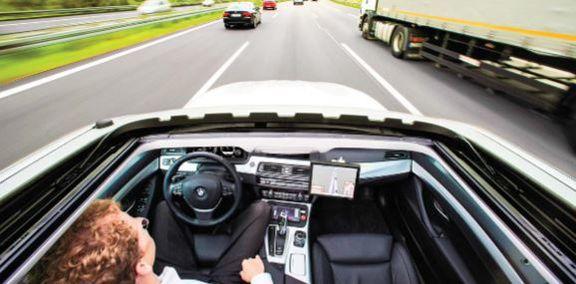 رانندگی در جادهها را به سیستمهای هوشمند بسپارید