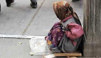 بازار داغ تکدیگری به واسطه کودکان
