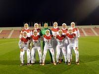 ناکامی تیم فوتبال بانوان ایران در رسیدن به المپیک