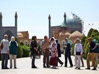 36 میلیون نفر؛ ورود و خروج سالانه گردشگر به کشور