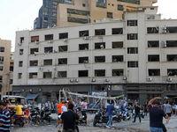 نخست وزیر لبنان درباره انفجار بیروت سخنرانی میکند