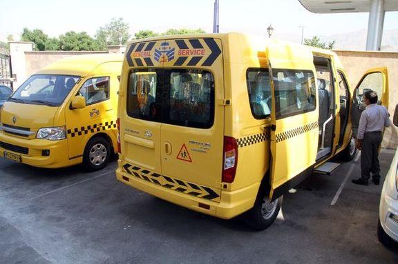 کاهش ۵۰درصدی تردد خودروها در تهران با شیوع کرونا