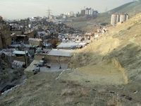 نگرانی از عملکرد تخریبی شهرداری در دره فرحزاد