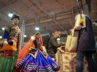 دهمین نمایشگاه صنایع دستی و گردشگری پارس +عکس