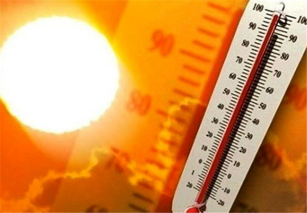 خوزستان ۴درجه گرمتر می شود