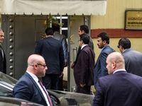 ورود تیم تحقیقاتی ترکیه به کنسولگری عربستان سعودی در استانبول