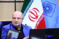 زالی: ریتم زندگی در تهران با شرایط اپیدمی همخوانی ندارد