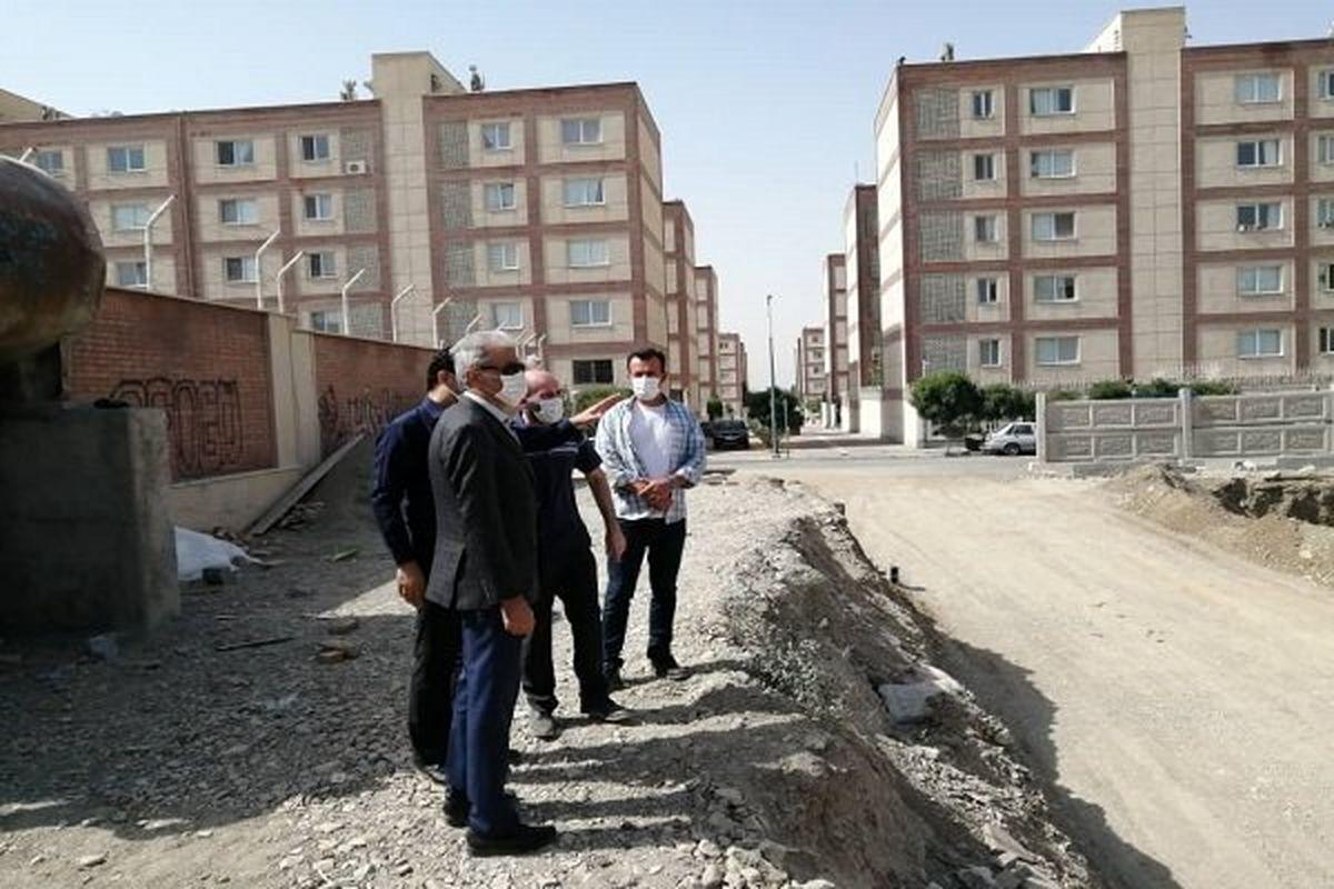طرح اقدام ملی مسکن تهرانسر از زمان بندی جلو میافتد