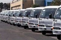 تولید خودروهای تجاری افزایش یافت