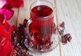 خواص شگفت انگیز این چای صورتی رنگ!