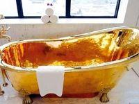هتلی از جنس طلا +عکس