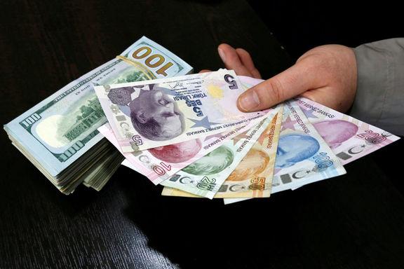 سقوط ارزش دلار و یورو در بازار ترکیه همچنان ادامه دارد