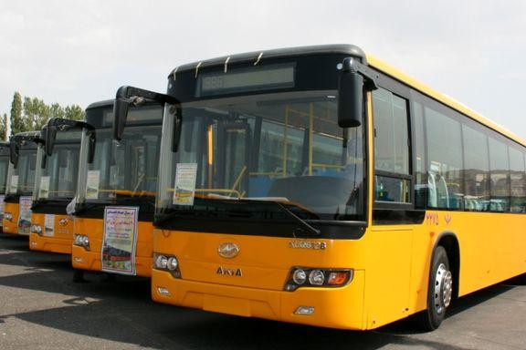 12هزار اتوبوس برای بازگشت زائران در مرزها مستقر شدند