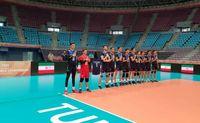 تیم والیبال نوجوانان ایران قاطعانه از سد کوبا گذشت