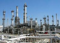رانش زمین یک خط لوله پالایشگاه نفت کرمانشاه را قطع کرد