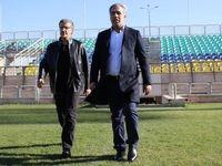 مدیران پرسپولیس برای مذاکره فردا راهی استانبول میشوند