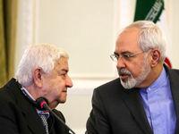 گفتوگوی تلفنی ظریف با وزیر خارجه سوریه