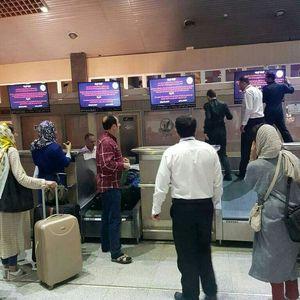 حمله اینترنتی به فرودگاههای مشهد و تبریز