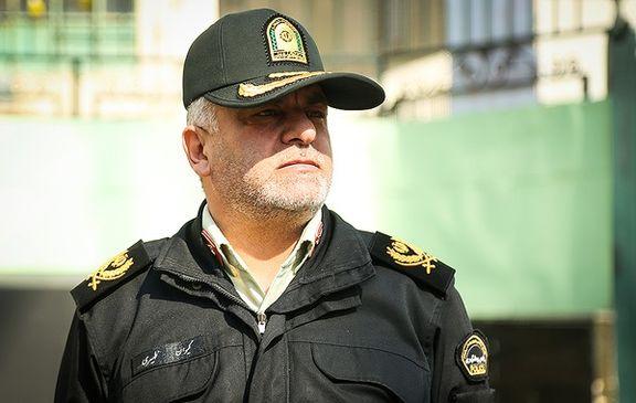 کشف یک میلیون دستکش یک بار مصرف در تهران