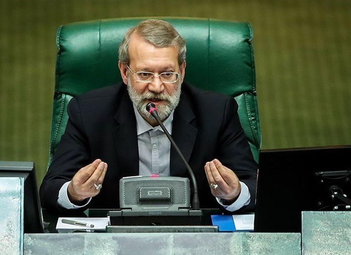 لاریجانی: صادرات برخی اقلام کاری اشتباه بود