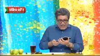 کنایه بامزه رشیدپور به اختلاسگران و آقازادهها +فیلم