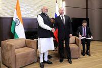 روسیه 12بلوک نیروگاه هستهای در هند میسازد