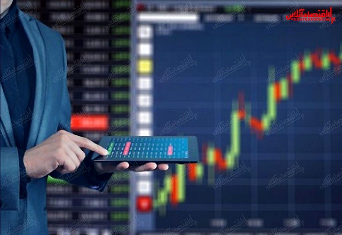 نمای بورس امروز در پایان نیمه اول معاملات/ فملی شاخص کل را یک تنه ۱۰هزار واحد بالا کشید