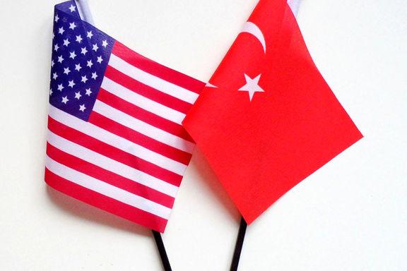 گفتوگوی تلفنی وزیران خارجه ترکیه و آمریکا
