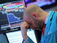 ریزش بازارهای سهام ایالات متحده