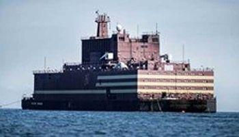 روسیه از نخستین نیروگاه هستهای شناور جهان رونمایی کرد
