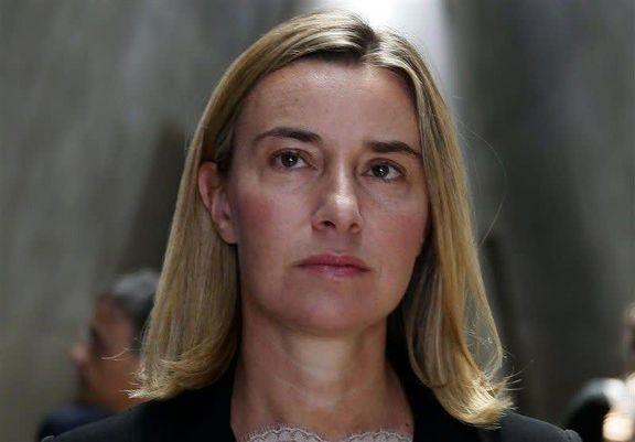 موگرینی: در مورد مسائل موشکی با مقامات ایرانی گفتوگو کردهایم