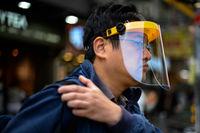 جنبش «ضد ماسک» در اروپا