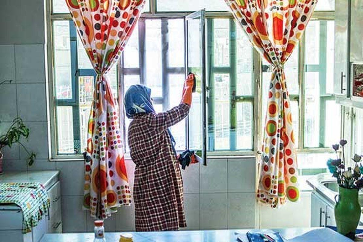 آشنایی با اصولیترین روش نظافت شیشهها