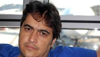اولین تصاویر بازداشت و اعترافات روح الله زم +فیلم